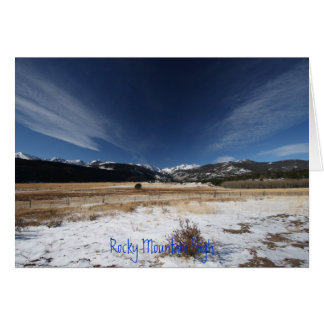 Rocky Mountain High 4 Card