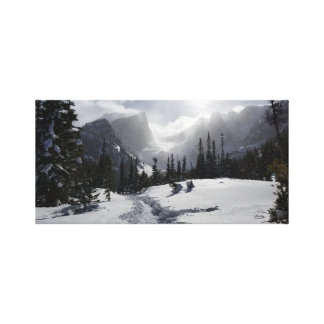 Rocky Mountain High Canvas Print
