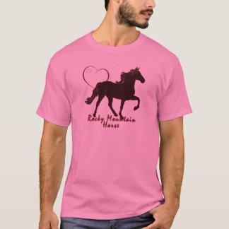 Rocky Mountain Horse Hearts T-Shirt