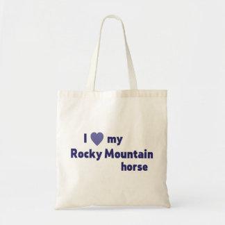 Rocky Mountain horse Tote Bag