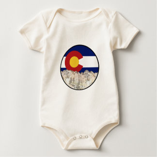 Rocky Mountain Love Baby Bodysuit