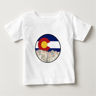 Rocky Mountain Love Baby T-Shirt
