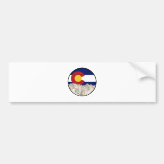 Rocky Mountain Love Bumper Sticker