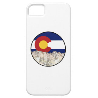 Rocky Mountain Love iPhone 5 Cover
