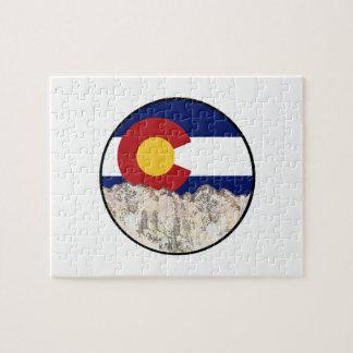 Rocky Mountain Love Jigsaw Puzzle