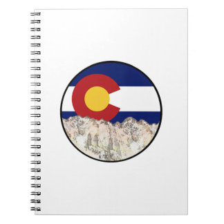 Rocky Mountain Love Notebook