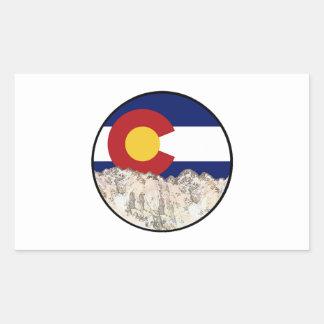 Rocky Mountain Love Sticker