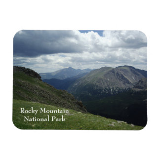 Rocky Mountain National Park Magnet