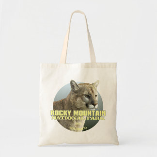 Rocky Mountain National Park WT Tote Bag