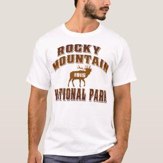 Rocky Mountain Old Style Sunburst T-Shirt