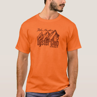 Rocky Mountain Oyster Club T-Shirt
