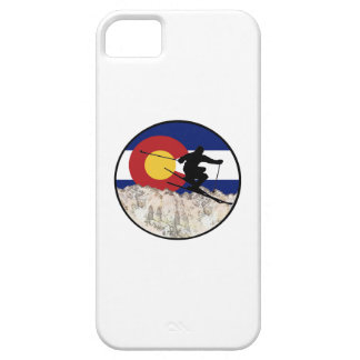 Rocky Mountain Pass iPhone 5 Case