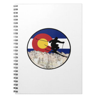 Rocky Mountain Pass Notebooks