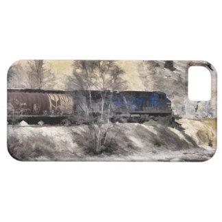 Rocky Mountain Ranger Train iPhone 5 Cover