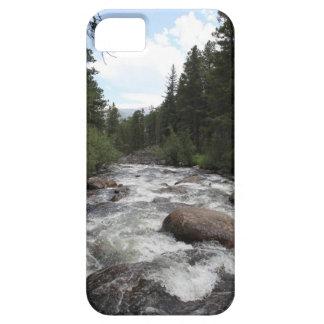 Rocky Mountain Rapids iPhone 5 Case