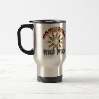 Rocky Mountain Roughnecks Travel Mug