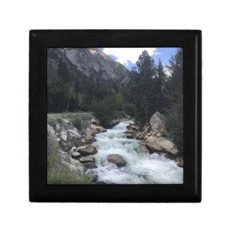Rocky Mountain Stream Gift Box