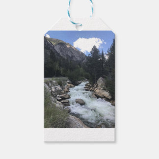Rocky Mountain Stream Gift Tags