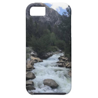 Rocky Mountain Stream iPhone 5 Case