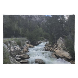Rocky Mountain Stream Placemat