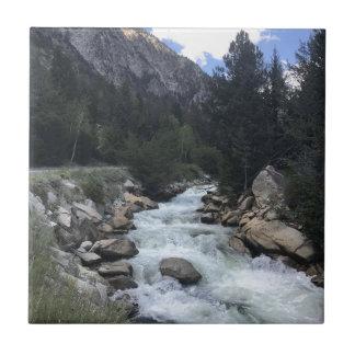 Rocky Mountain Stream Tile