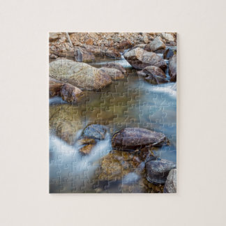 Rocky Mountain Streaming Dreaming Puzzle
