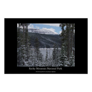Rocky Mountain View 2005 Poster