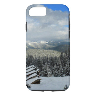 Rocky Mountain Views iPhone 7 Case