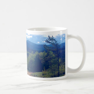 Rocky Mountain Wilderness Coffee Mug