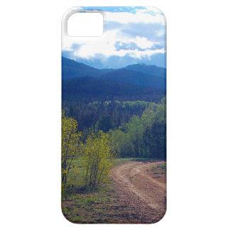 Rocky Mountain Wilderness iPhone 5 Case