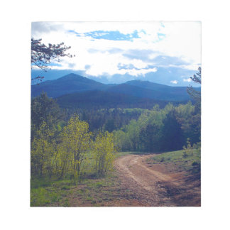 Rocky Mountain Wilderness Notepad