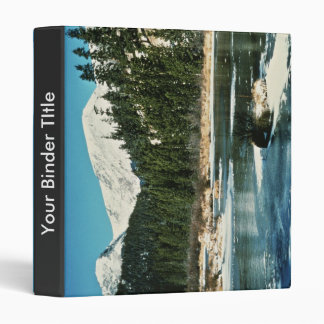 Rocky Mountains, National Park Binder