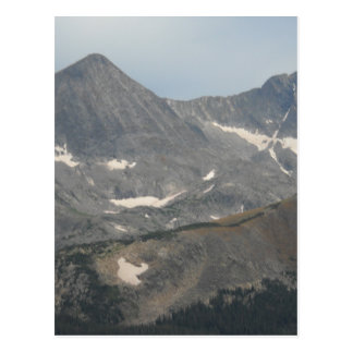 Rocky Mountains Postcard