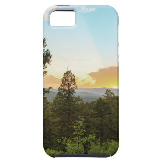 Rocky Mountains Sunset iPhone 5 Case