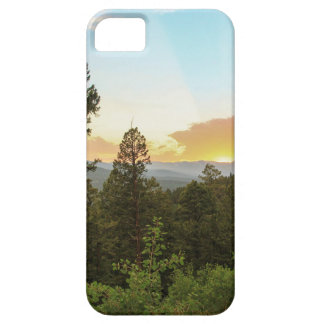 Rocky Mountains Sunset iPhone 5 Cover