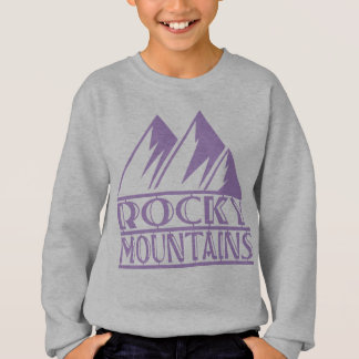 Rocky Mountains Sweatshirt