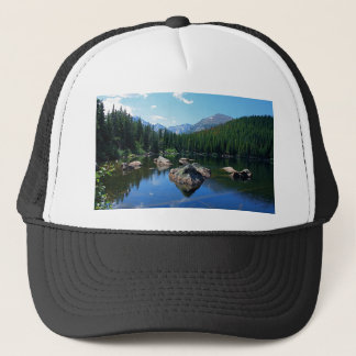 Rocky Mountains Trucker Hat