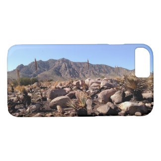 Rocky New Mexico desert Case-Mate iPhone Case