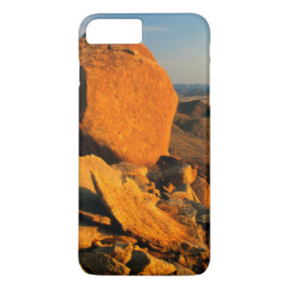 Rocky Outcrop And Desert Valley, Richtersveld iPhone 7 Plus Case
