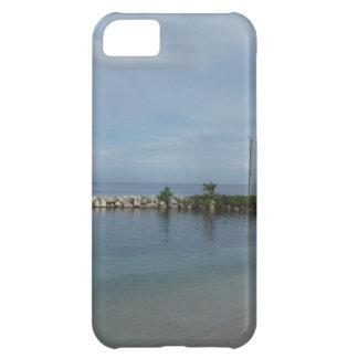 Rocky Pier in Jamaica iPhone 5C Case