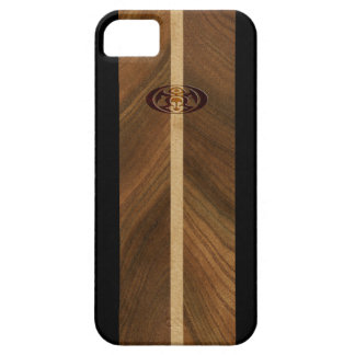 Rocky Point Hawaiian Surfboard iPhone 5 Cases