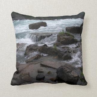 Rocky Rapids at Niagara Falls Cushion