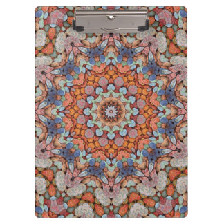 Rocky Roads  Colorful Clipboard
