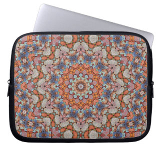 Rocky Roads  Colorful Neoprene Laptop Sleeves