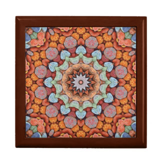 Rocky Roads  Colorful Tile Gift Box