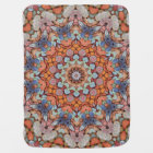 Rocky Roads Colourful Baby Blankets