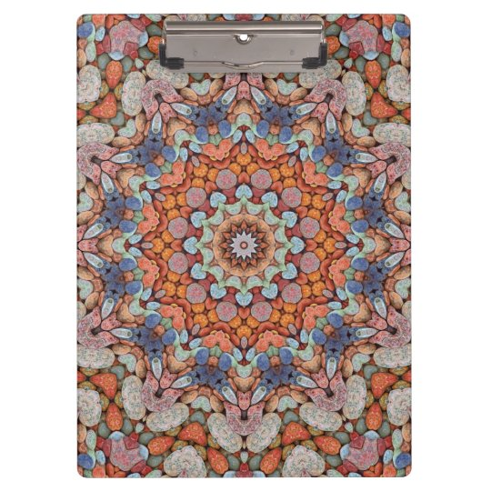 Rocky Roads  Colourful Clipboard