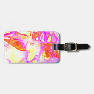 Rocky Shore at Sunrise Luggage Tag