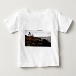 Rocky Shoreline Baby T-Shirt