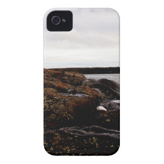 Rocky Shoreline iPhone 4 Cover